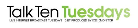Talk Ten Tuesdays
